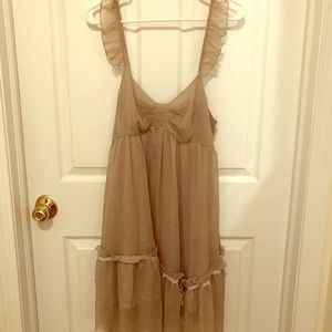 Country Dress - Size L - perfect with cowboy boots